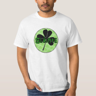 Slainte - Irish Drinking Shirt - St Pattys Day