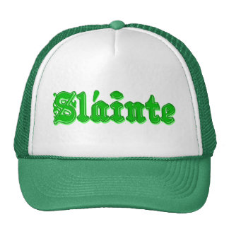 Sláinte Irish Health and Cheers - Slainte Cap