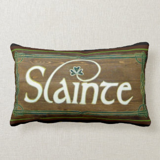 Slainte - Toast Lumbar Pillow