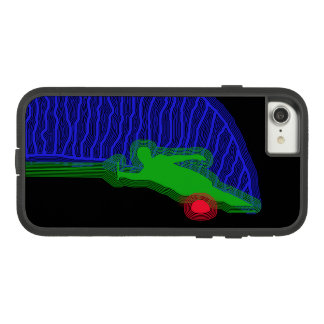 Slalom Water Skier iPhone 8/7 Case