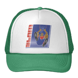 Slam Basketball T-shirts and Gifts Cap