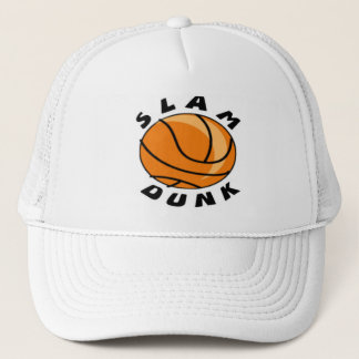 SLAM DUNK BASKETBALL CAP