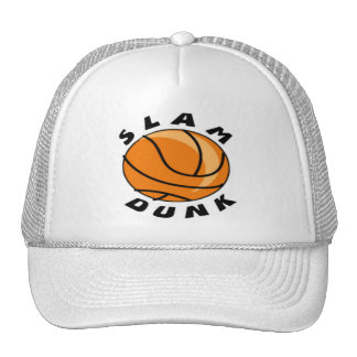 SLAM DUNK BASKETBALL CAP