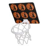 Slam Dunk Basketball Player on Ball