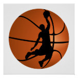 Slam Dunk Basketball Player Posters