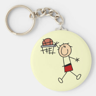 Slam Dunk Basketball - Red T-shirts and Gifts Keychains