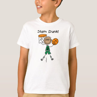 Slam Dunk Boy Basketball Player T-shirt