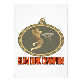 Slam Dunk Champion Announcements