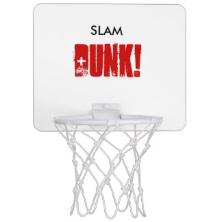 SLAM DUNK mini wall basketball hoop