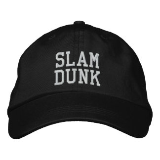 Slam Dunk Personalized Adjustable Hat