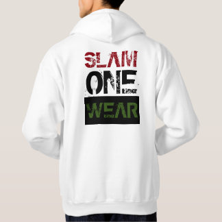 SLAM ONE WEAR Hoodie