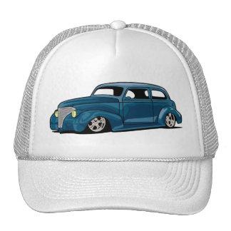 Slammed Hot Rod Coupe Mesh Hats
