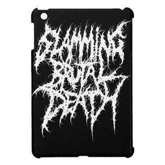 Slamming Brutal Death Metal Case For The iPad Mini