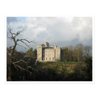 Slane Castle Postcard