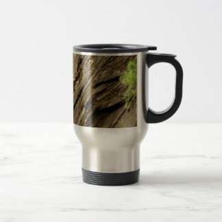slant shadow stone travel mug