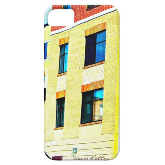 Slanted Building 2 iPhone 5/5S Cover