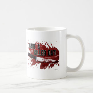 SLASH Official Merchandise - Have a Killer Day Mug