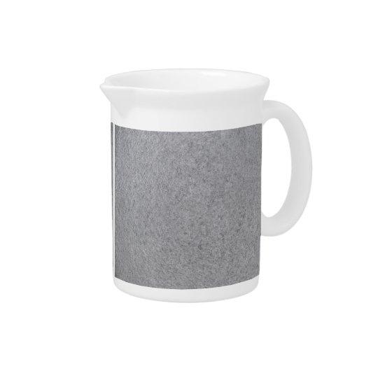 Slate background pitcher