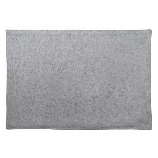 Slate background placemat