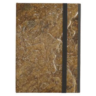 Slate Rock Stone Template - Customized iPad Air Case