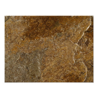 Slate Stone Background - Customized Template Blank Photograph