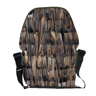 Slats and Nails Rickshaw Messenger Bag Messenger Bags