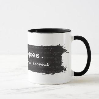 Slaughterhouse Five Tralfalmadore Coffee Mug