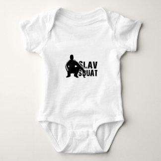 Slav Squat Baby Bodysuit