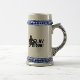 Slav Squat Beer Stein