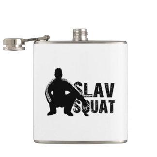 Slav Squat Hip Flask