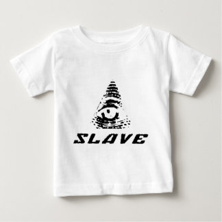 Slave to the Illuminati Baby T-Shirt