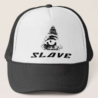 Slave to the Illuminati Trucker Hat
