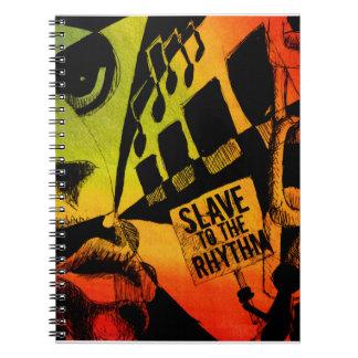 Slave To the Rhythm Notebook