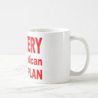 Slavery, the Republican Jobs Plan Mug