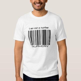 Slavery Tshirt