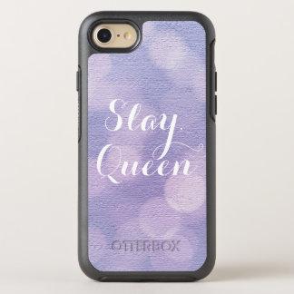 Slay, Queen OtterBox Symmetry iPhone 8/7 Case