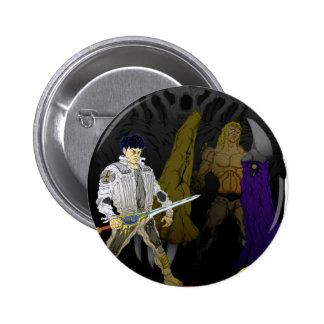 Slay Time 6 Cm Round Badge
