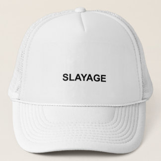 Slay Trucker Hat