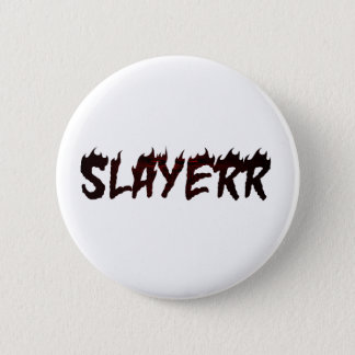 SLAYERR SATAN 6 CM ROUND BADGE