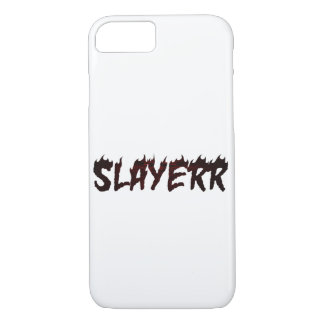 SLAYERR SATAN iPhone 8/7 CASE