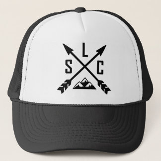 SLC Mountain Trucker Hat