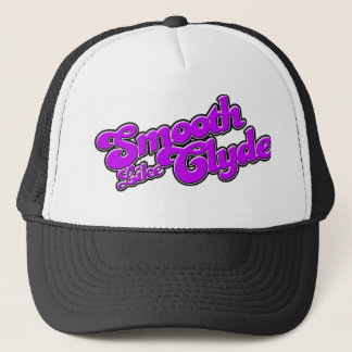 SLC Purple Logo Trucker Hat