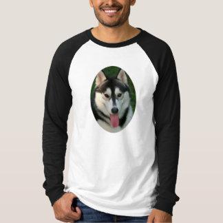 Sled Dog Long Sleeve Men's T-Shirt