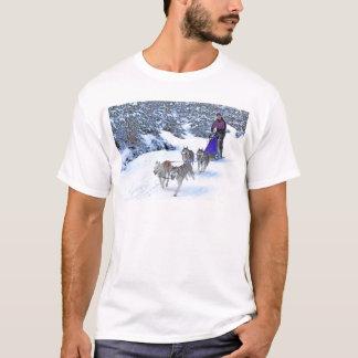 Sled Dog Racing T-Shirt