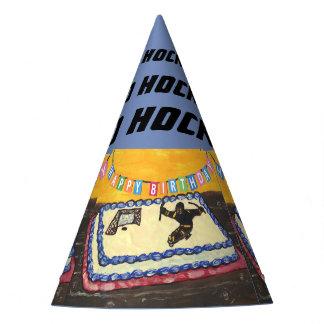 Sled Hockey Party Hat