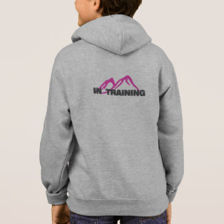 Sledder Gurlz In Training Zip Hoodie
