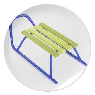 Sledge Plate