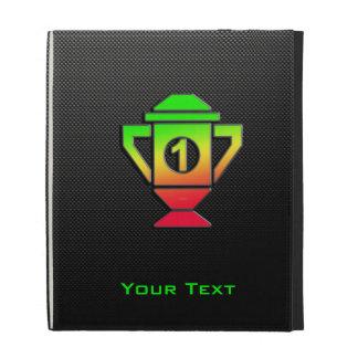 Sleek 1st Place Trophy iPad Folio Covers