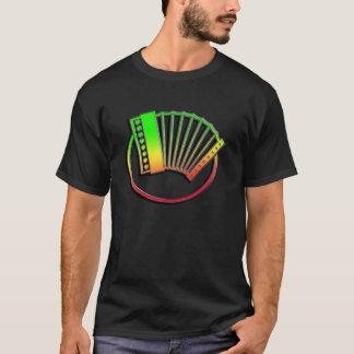 Sleek Accordion T-Shirt