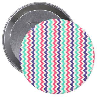 Sleek Delightful Adorable Fun 10 Cm Round Badge